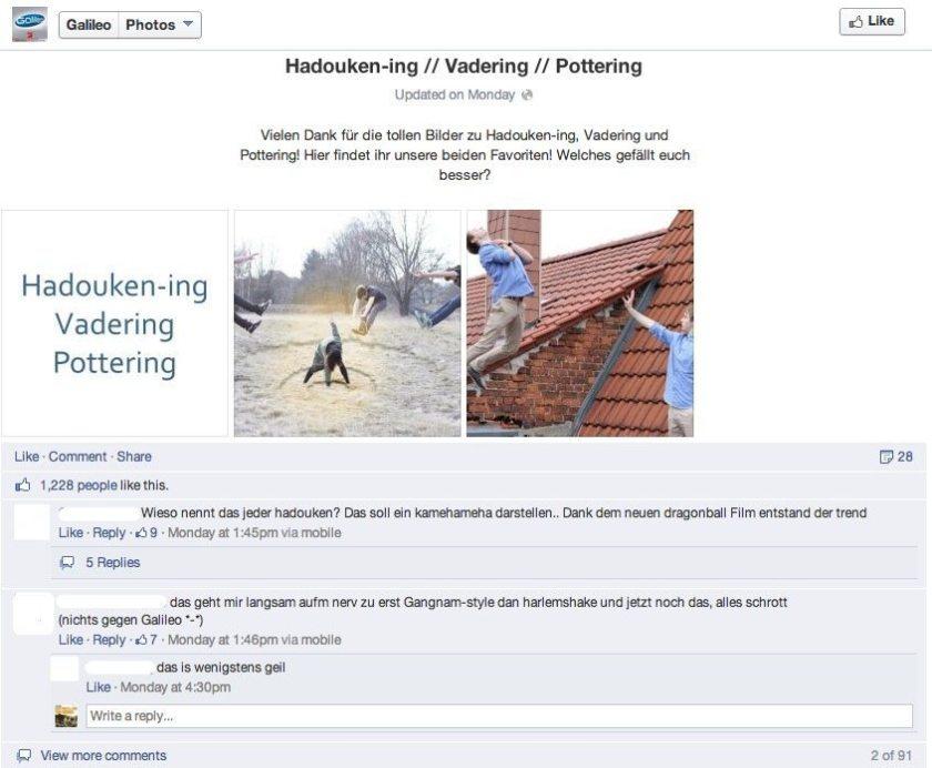 Facebook Kommentar Threads - Vorteile und Nachteile