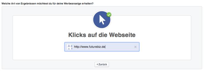 Facebook Anzeigen - Welche Ergebnisse will ein Unternehmen erreichen?