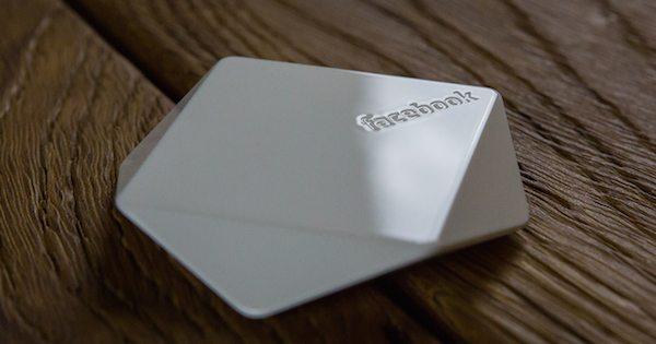 Facebook Beacon