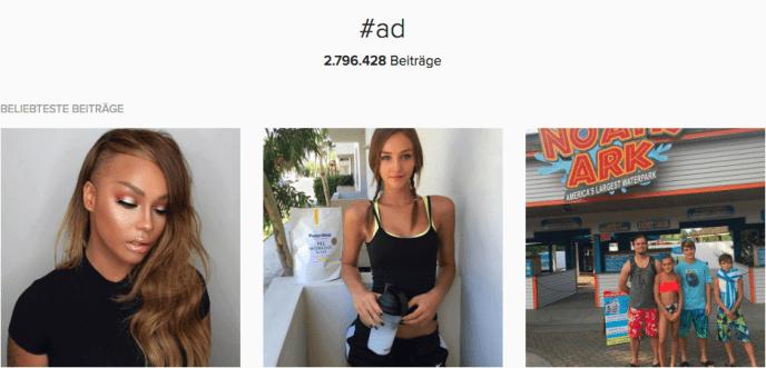 Schleichwerbung im Influencer Marketing