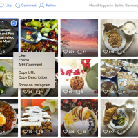 Organische Instagram Marketing-Automation mit InstaHeads.