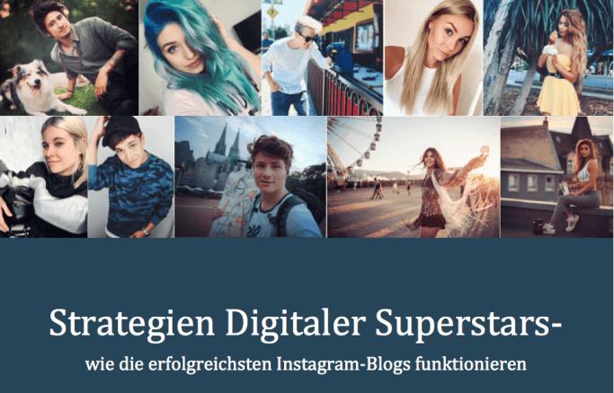 Studie Instagram Stars