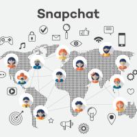 Das hat sich alles bei Snapchat in 2016 getan - Snapchat Statistiken, Nutzerzahlen & Werbung auf Snapchat [INFOGRAFIK]