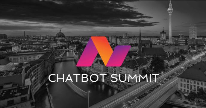 Chatbot summit berlin