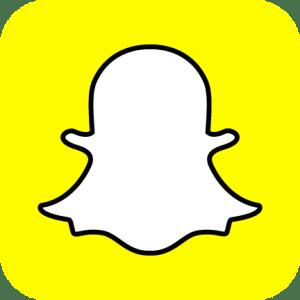 Snapchat_logo_snap-geist-gelb