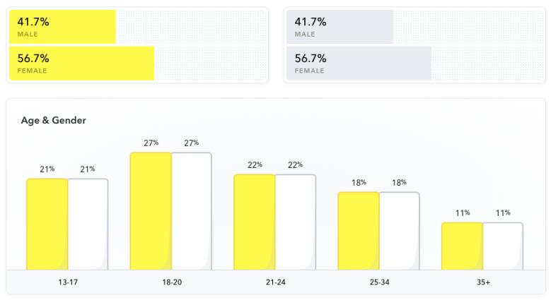 Snapchat-Statistiken-Deutschland-Reichweite-Alter-Geschlecht