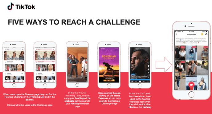 TikTok-Hashtag-Challenge-Plus