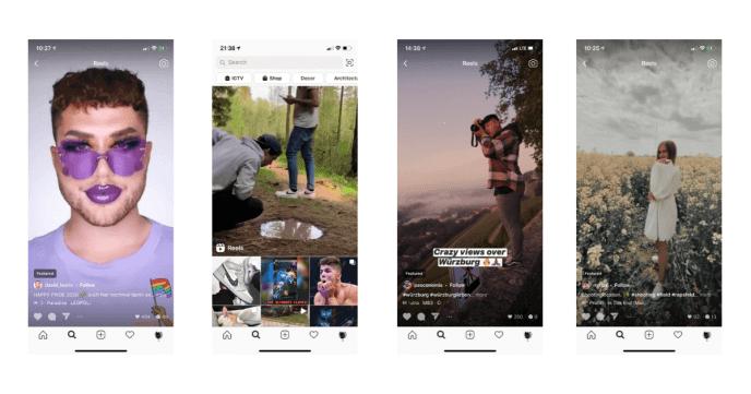 Instagram-Reels-Feed