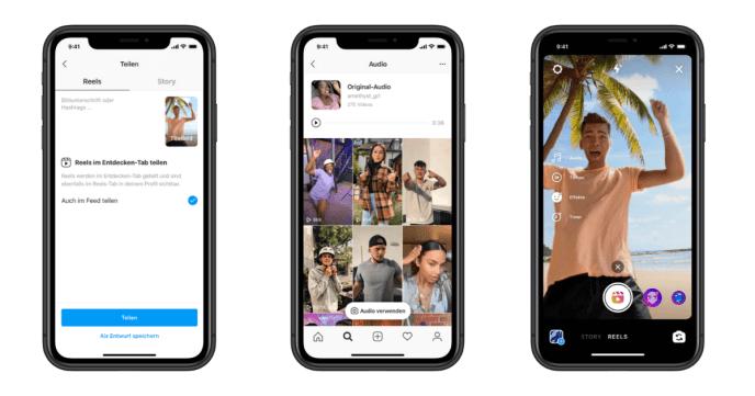 Instagram Reels - Alle Funktionen, Statistiken und Updates