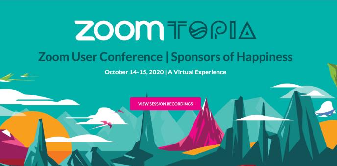 Die neuen Funktionen von Zoom – Vorgestellt auf der Zoomtopia 2020