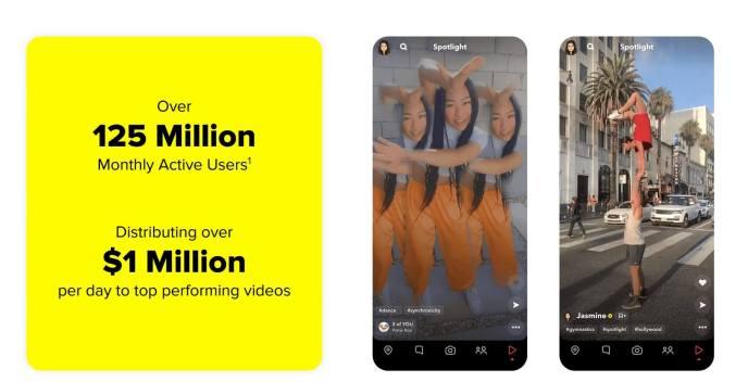 Snapchat-Spotlight-Statistiken-2021-Q1
