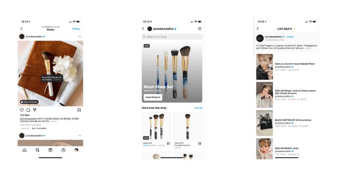 Instagram-Marketing-KMU-Jacks-Beauty-Line_Corona