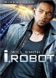 I Robot DVD Cover