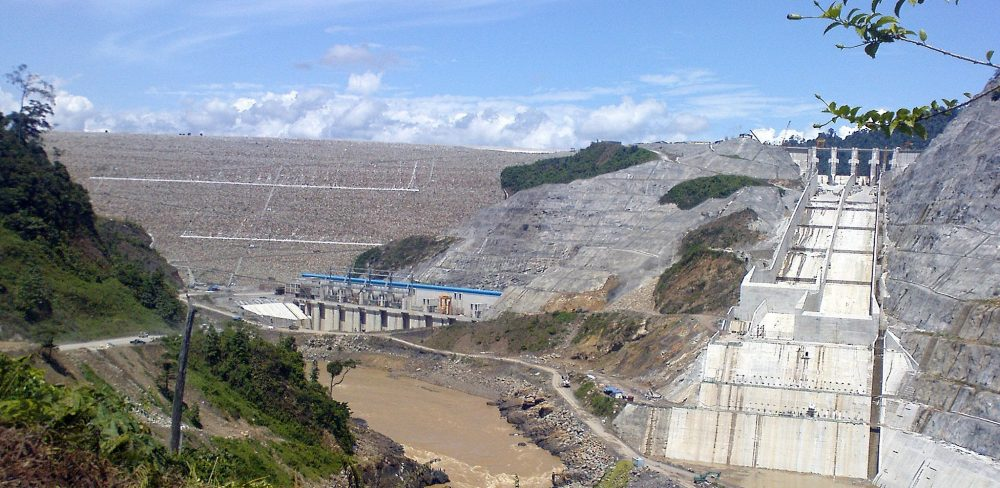 Lecture: China's role in large hydropower dams in Asia and Africa
