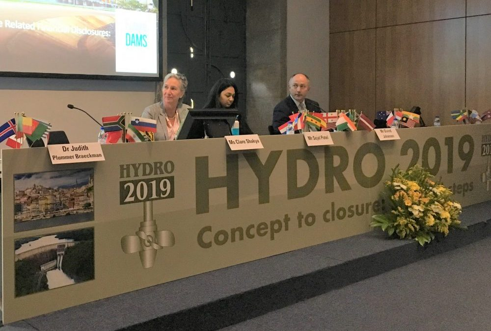 Hydro 2019 in Porto, Portugal