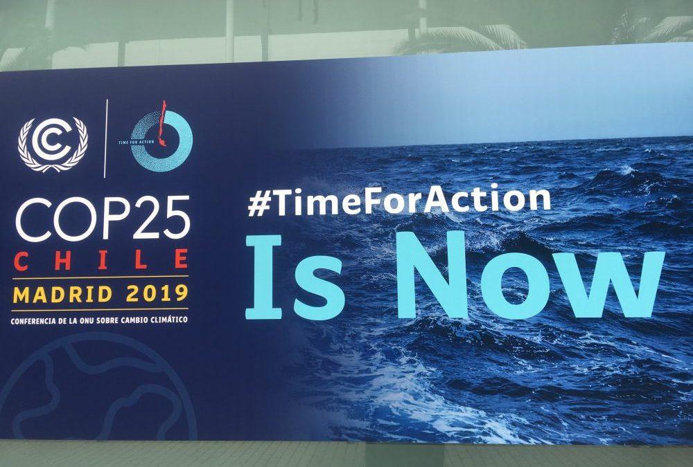 UN Climate Change Conference COP 25