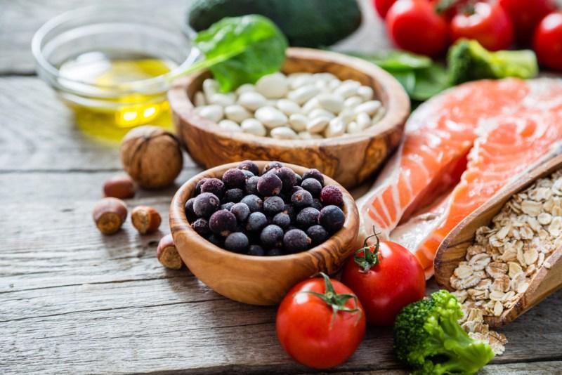 health foods for beard growth