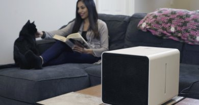 Cosmos Daisy – Portable Air Conditioner, Heater and Dehumidifier for Your Personal Environment