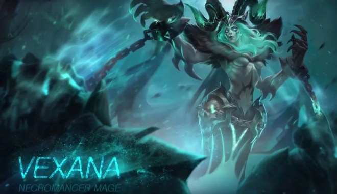 vexana skills & build guide in mobile legends