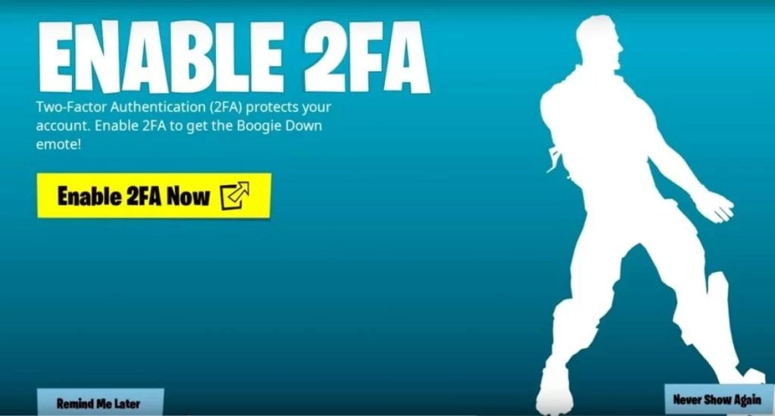 """Get the new Fortnite """"Boogie Down"""" Dance by activating 2 ..."""