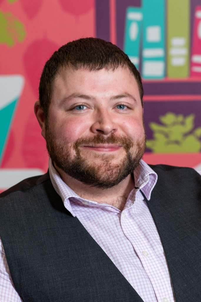 Ross Storr, Leadership and OD Coordinator, Academi  Wales