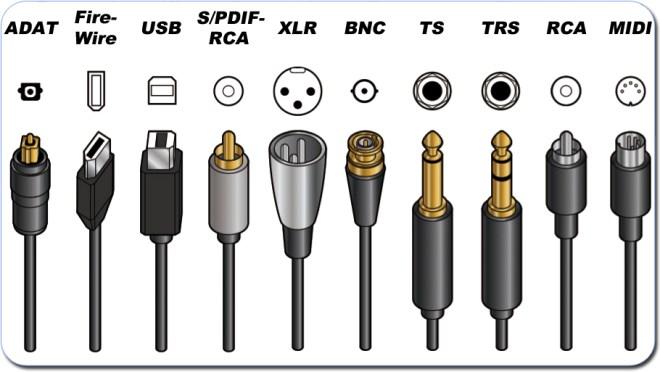 Input Types - 7 Best Budget Stereo Amplifier Reviews