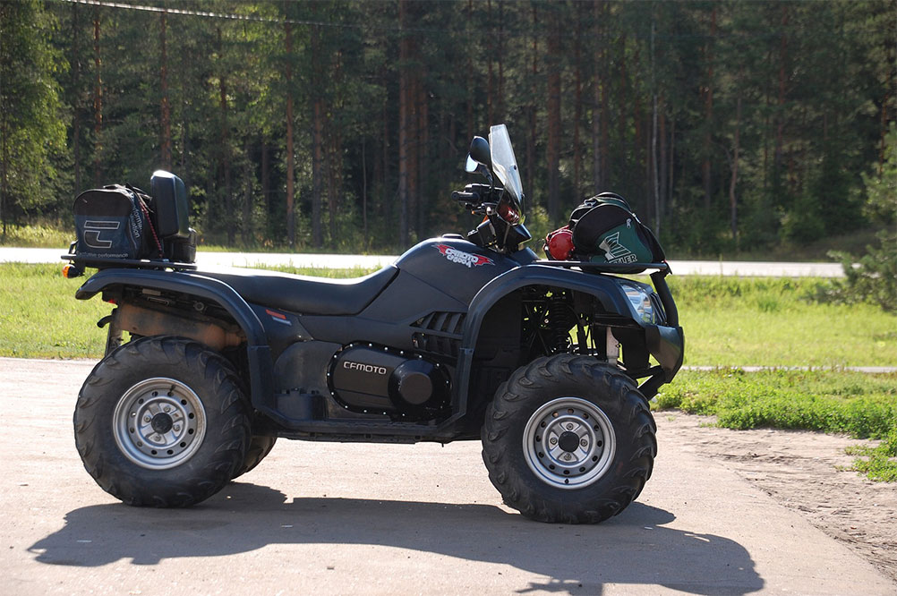 best atv tires for trailing riding