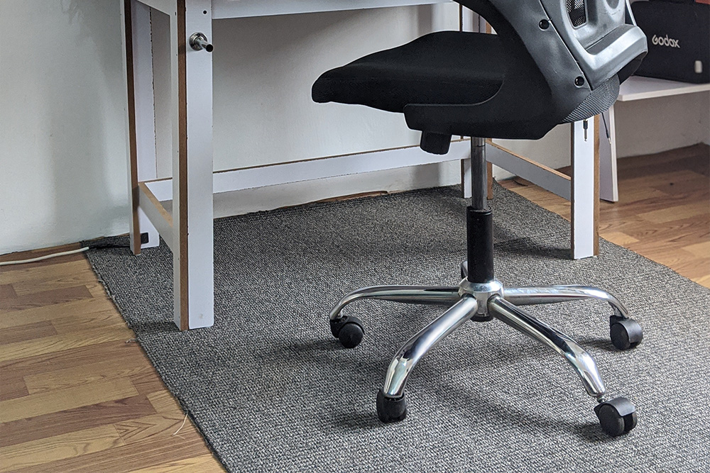 how to choose a chair mat