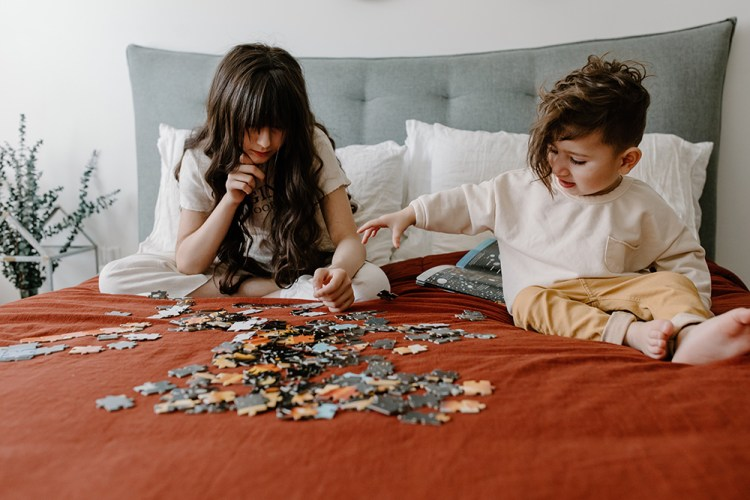strengthen cognitive and problem solving skills