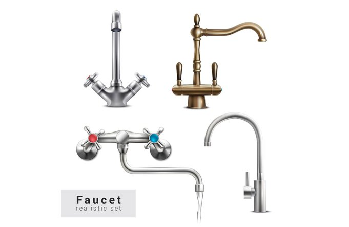 identifying the type of faucet
