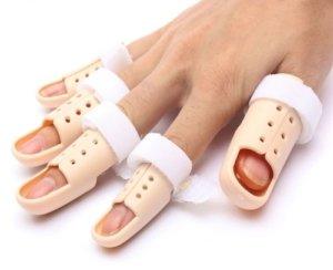 جبائر اليد و الاصبع