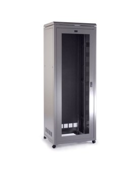 Prism Data Cabinet 800mm Wide with the door closed.
