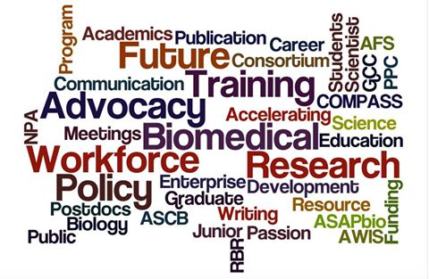 Enhancing the connections between institutions and professional societies in advancing postdoctoral training