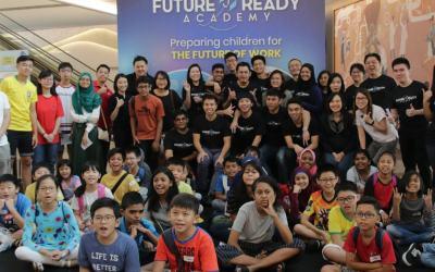 JTC Punggol Digital District CSR Initiative