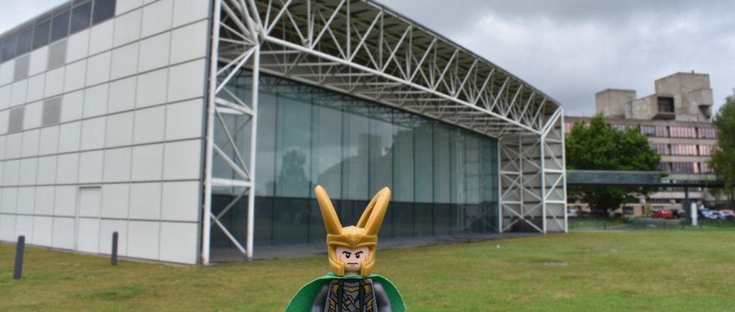 Location Visit: Avengers Headquarters at the University of East Anglia