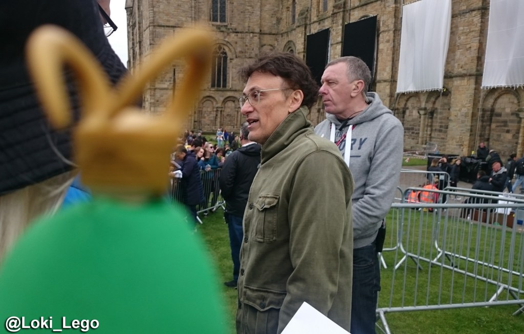 Avengers: Infinity War Set at Durham Cathedral