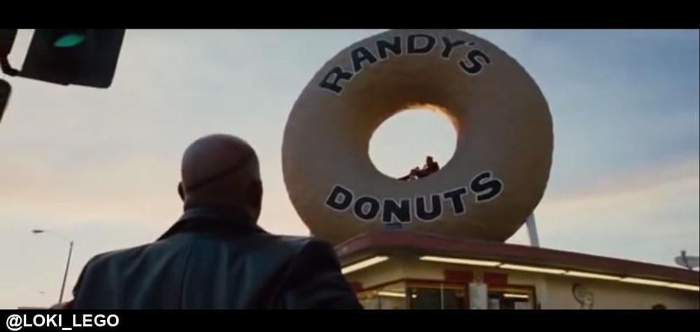 Randys Donuts Iron Man 2