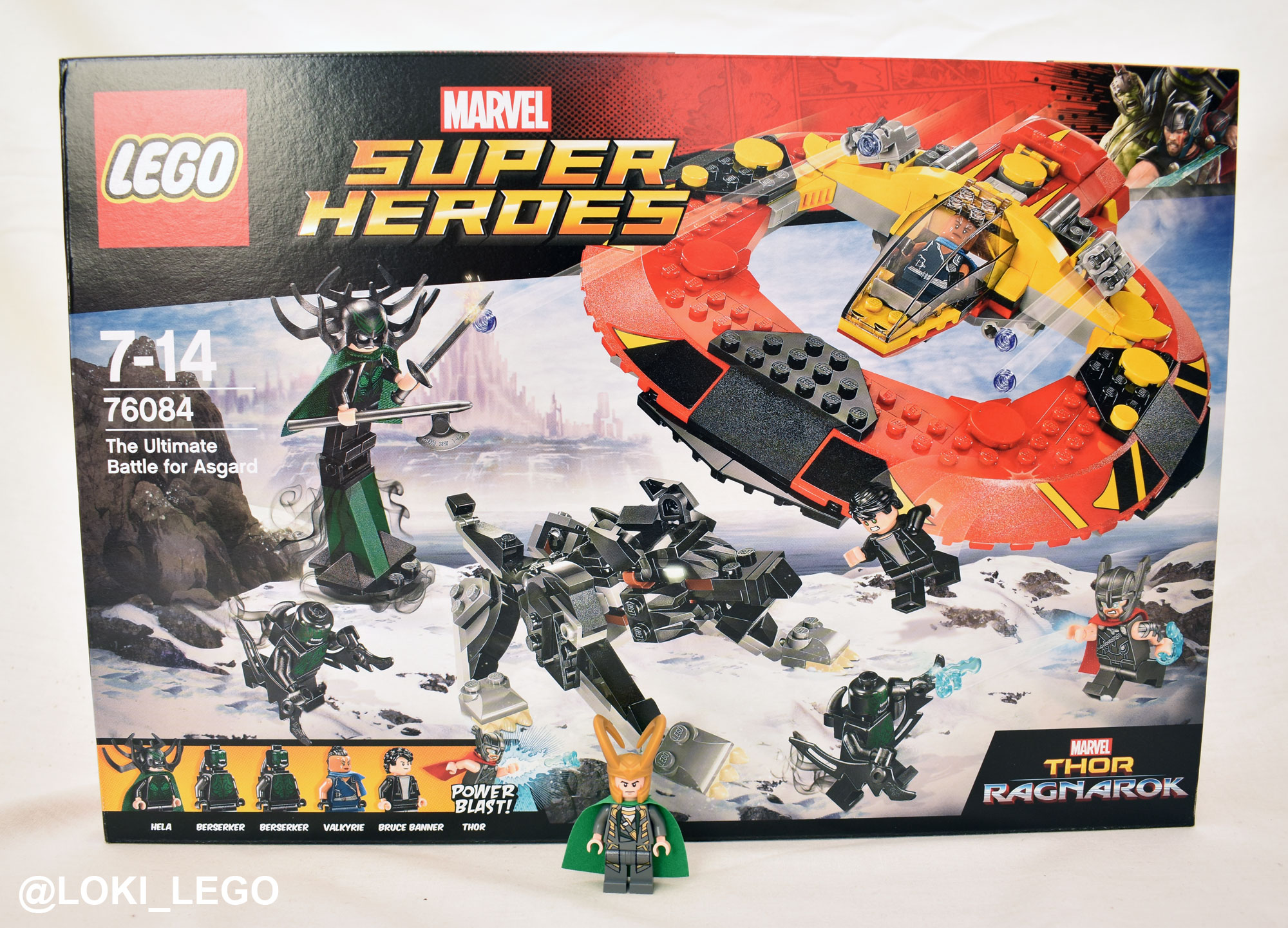 Lego Loki Reviews  The Ultimate Battle for Asgard LEGO Set   Future     Ultimate Battle for Asgard LEGO set