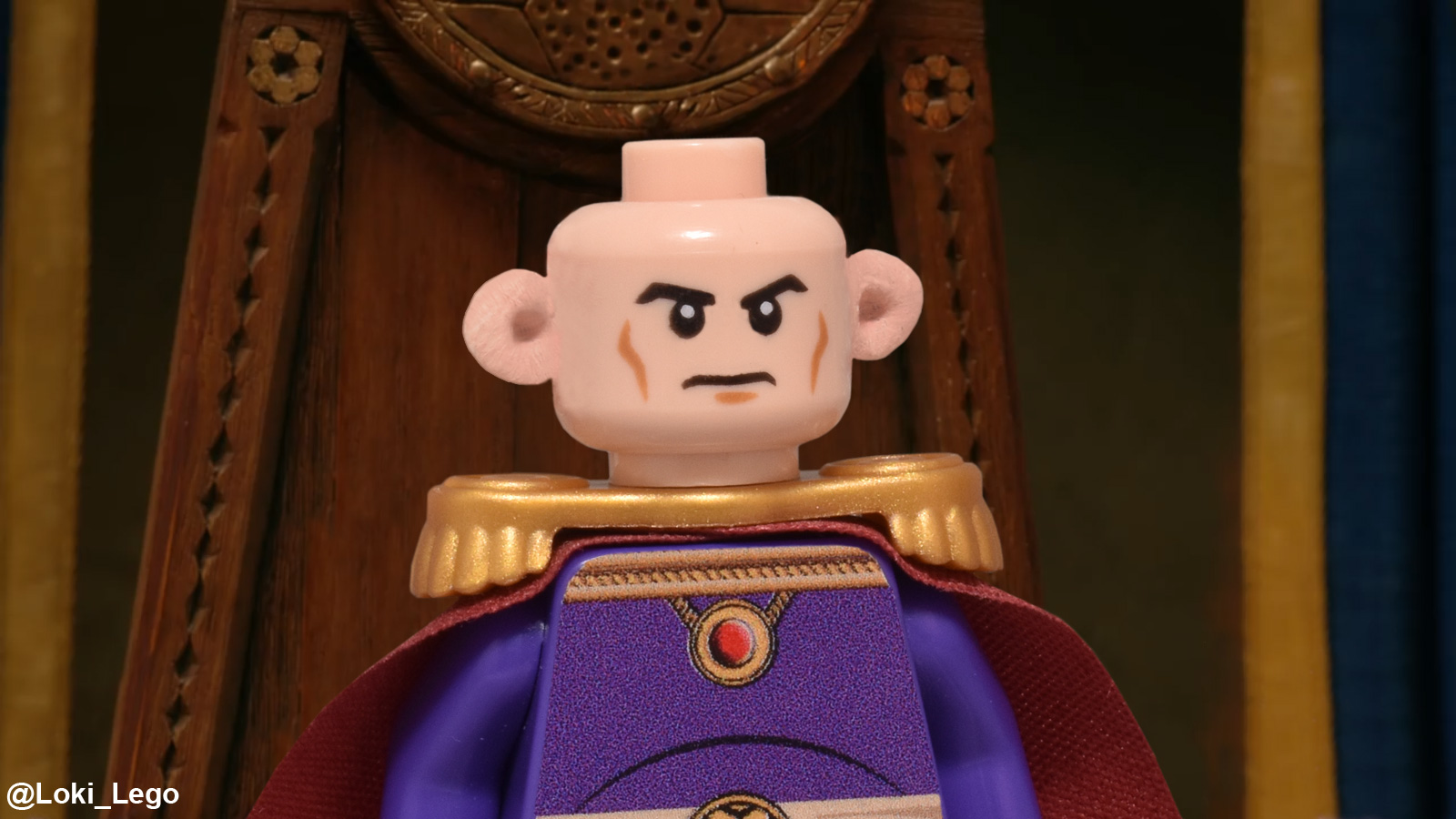 Lord Nooth in Early Man