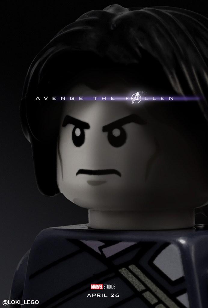 Avengers Endgame Character Posters