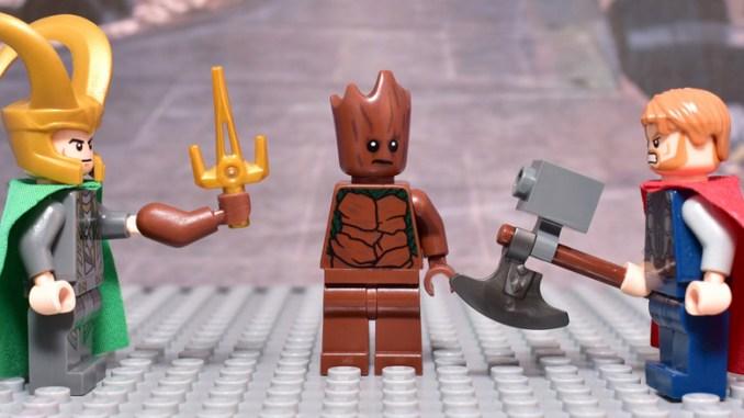 Lego Loki