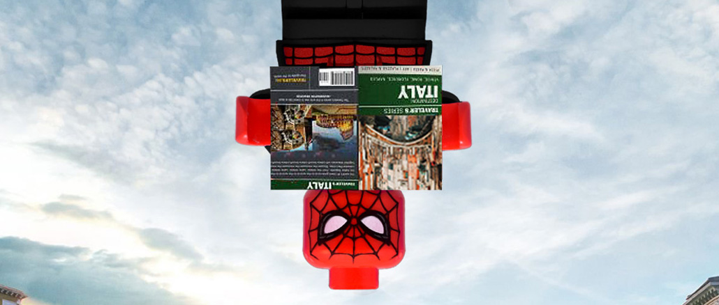 Three Spider-Man Far From Home International Posters Recreated in LEGO