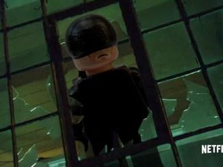 LEGO Daredevil Season 1 Episode 4 - One Man Running Around in a Mask