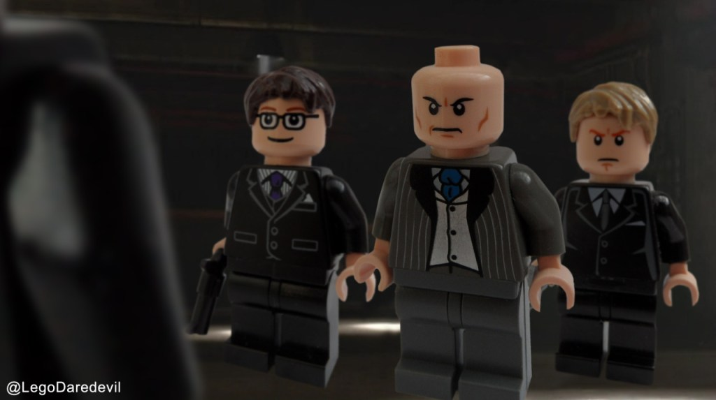 LEGO Daredevil Season 1 Episode 9