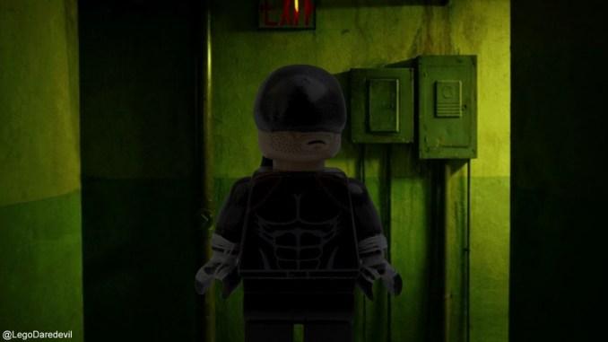 LEGO Daredevil Season 1 Episode 2