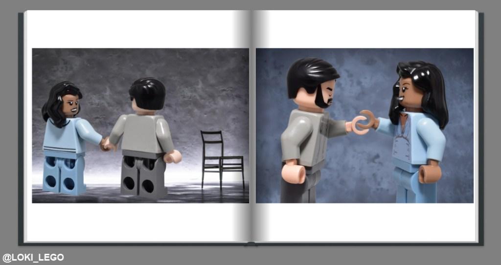The LEGO Betrayal Book