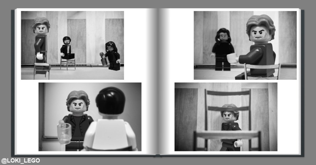 The LEGO Betrayal Book