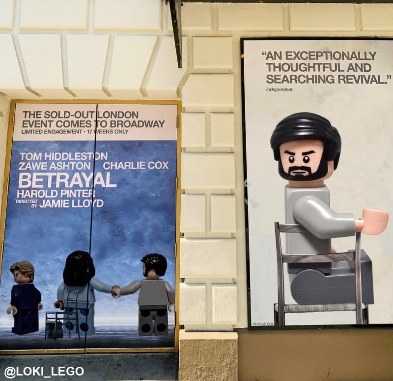 Betrayal on Broadway