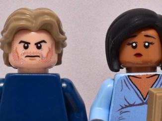 LEGO Betrayal Scene Five.