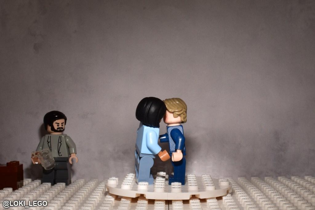 LEGO Betrayal Scene Four